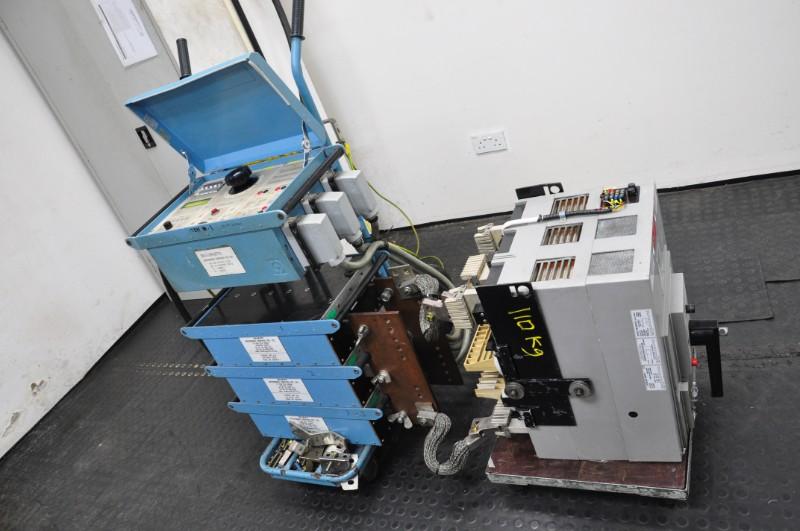 Testing & calibration of circuit breakers (4)