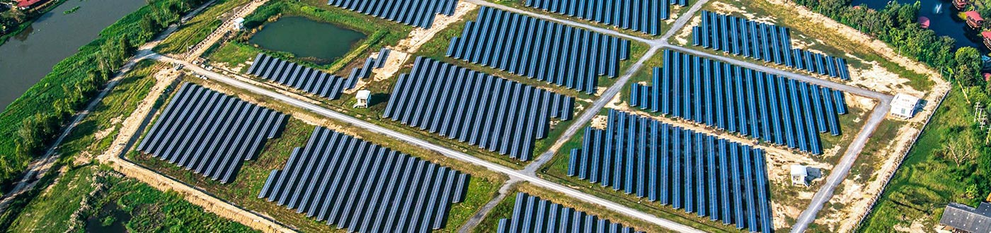 Solar PV Project Range